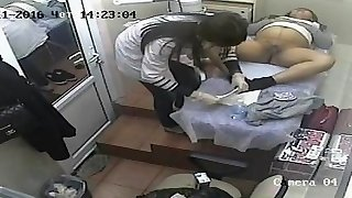 Sensational , hair removal young Almatinki. Kazakhstan