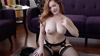 Red head Girlfriend JOI