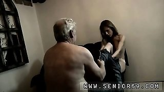 Analingus elderly man But Bruce has a way of treating angry ladies.