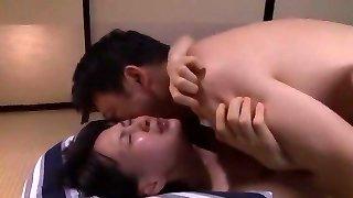 Best Japanese gal Tomoko Yanagi in Amazing Diminutive Tits, 69 JAV video