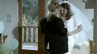 Girly-girl sex after marriage.