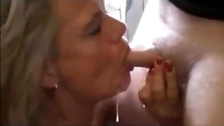 Mature Loves Young Spunk