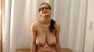 Buxomy Tina - Shaking my baps again Part 1