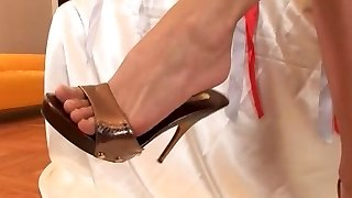 foot desires with mya diamond and hot friend