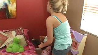 Nubile Babysitter Gets Fucked