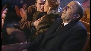 Veľké Orgie v kine