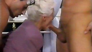 2 chlápci a dvojitý výpad pro babičku