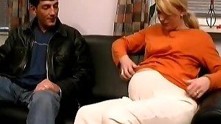Prego Euro wife having sex