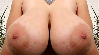 THE MOST Glorious NATURAL BIG BREASTS 2