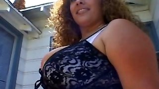 Real Hefty Latin Tits 3