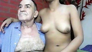 dedo romul porking mladá žena