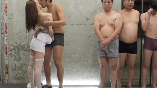 kv-189 rüütel visuaalne 124 minutit non-stop shooting seksikas shinoda yu