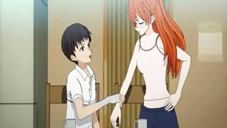 Tini anime élvezi a punci megnyalta