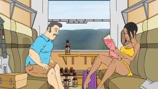 A vonat a fickó