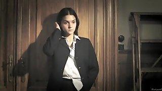Nuit noire (2005) Marie Lecomte
