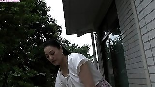 Asian steamy moms enjoy hardcore drilling and fingering