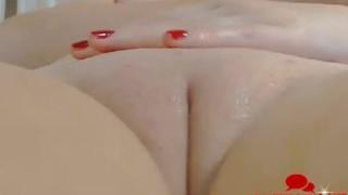 Sweet Pussy MILF Creampie Macro Shot