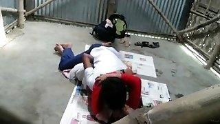 bengali schoolteacher pummeled von college girl
