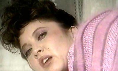 Provocative brunette hoochies compilation sex video