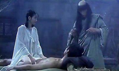 Old Japanese Movie - Erotic Ghost Story III