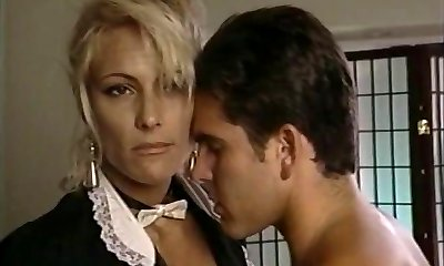 TT Boy unloads his nut-juice on platinum-blonde milf Debbie Diamond