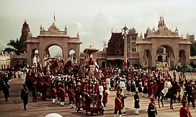 feroce maharaja ritual