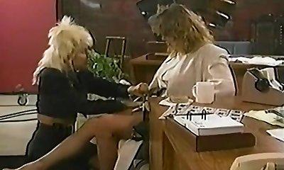 Tracey Adams En Sharon Kane Lesbo Sex