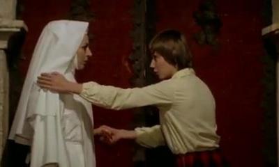 Nun seduced sapphic!
