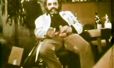 עלמה לועס Jizm של מכוער, עמית בכיר (1970 עתיק)