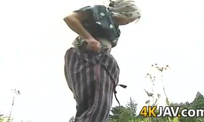 vintage japoneză dracului în aer liber
