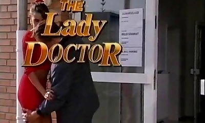 The Lady Doctor (1989) Total VINTAGE MOVIE