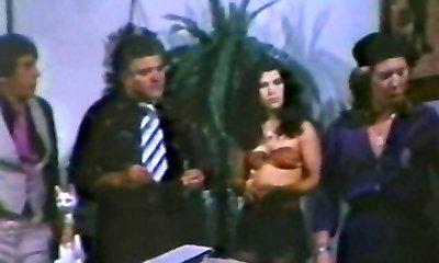 Desejos Sexuais de Elza - Porn Vintage Brazilian
