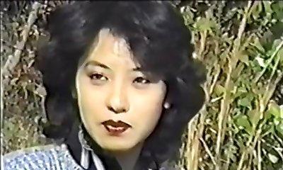 Red-hot Japanese vintage fucking