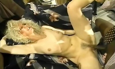 Wild White Chicks in Interracial 3somes
