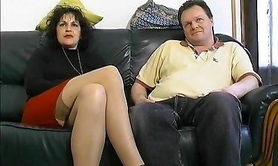 nagajiv kosmat, buttfuck odraslih vid
