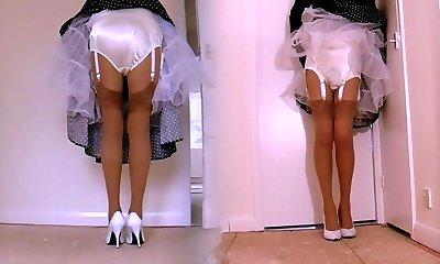 רטרו השמלה, הלבשה תחתונה כרך שני
