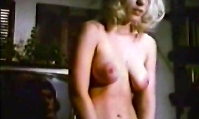 Stacked Blond Teen Fucked by the Repairman (1970s Vintage)