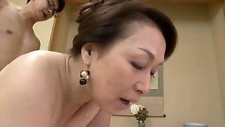 SOUL-38 - Yuri Takahata - Principal Older Dame Virgin
