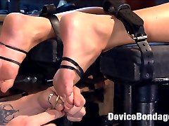 Summer Brielle makes her first appearance on Device Bondage and it will be one to remember. This...