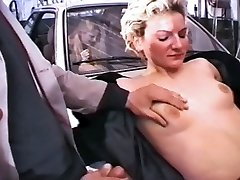A trio of german hookers have their hands and mouths full when they try to service seven horny...