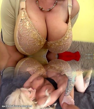 Mature sex bomb mom with huge funbags ssbbw