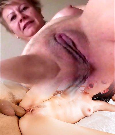 Urinating Grannies