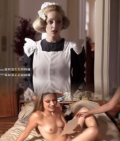 Young rich man had hard threesome with two buxom mommies