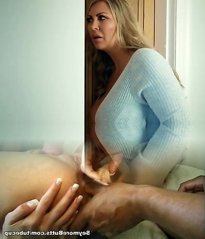 Brazzers - Mom and stepdaughter and one successful wood