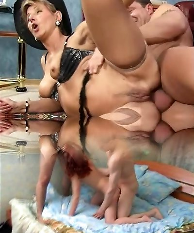 my moms first extreme anal sex