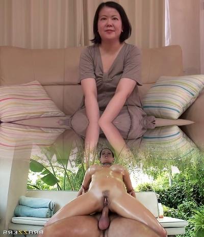 Chinese Chubby Mature Internal Ejaculation saki enomoto 36years