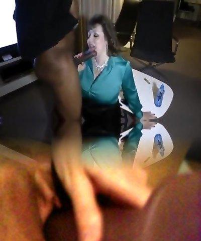 Church lady pulverized