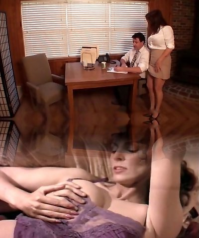 Mature Secretary Pantyhose Porn Waves By So You See It All