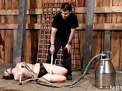 There is a value in being a submissive slut. Marina can feel it deep inside. As long as she is being used then she must be useful.
