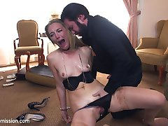 In Anal Psycho part 2 after fucking thug Tommy Pistol, Mona Wales and Penny Pax chain him to the bed and take off with a suitcase full of lottery money. Now Tommy has tracked Mona down at the Hotel Majestic and he is pissed!  Not only is he determined to get that money back he is going to get some serious revenge on that ass of hers for killing his partner.  With rough corporeal, deep slobbering blow jobs, punishing squirting orgasms and outrageous anal.  See Mona and Tommy go full Anal Psycho! in part 3 of the Anal Psycho series.